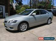 2012 Toyota Aurion GSV40R 09 Upgrade Touring SE Silver Automatic 6sp A Sedan for Sale