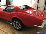 1969 Chevrolet Corvette Base Coupe 2-Door for Sale