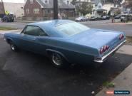 1965 Chevrolet Impala 2 Door for Sale