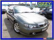 2002 Holden Calais VY Grey Automatic 4sp A Sedan for Sale