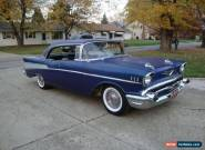 1957 Chevrolet Bel Air/150/210 4 DOOR HARDTOP for Sale