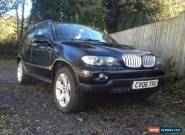 BMW  X5 3.0D 2006 for Sale