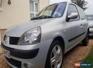 Renault Clio Dynamique 16v 1.2 petrol 3 door for Sale