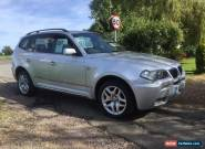 BMW X3 D M Sport DIESEL MANUAL 2007/57 for Sale