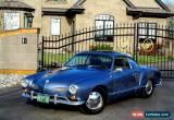 Classic 1968 Volkswagen Karmann Ghia for Sale
