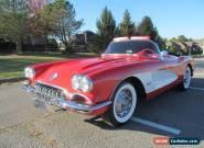 1960 Chevrolet Corvette Convertible for Sale