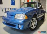 1989 Ford Mustang GT Hatchback 2-Door for Sale