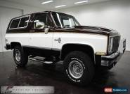 1985 Chevrolet Other Truck/SUV for Sale