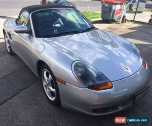 Classic 2000 Porsche Boxster for Sale
