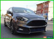 2016 Ford Focus ST Recaro Navigation Moonroof Turbo ST3 Loaded for Sale