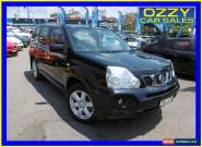 2008 Nissan X-Trail T31 TL (4x4) Black Automatic 6sp A Wagon for Sale