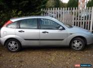 Ford Focus, 5 door, 1.6L, 2001 for Sale
