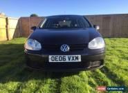 2006 06 Volkswagen Golf 1.9 TDI Sport Hatchback 5dr  for Sale
