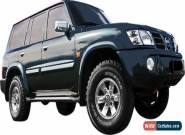 Nissan Patrol GU ST 4x4 wagon for Sale