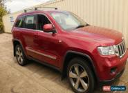 jeep grand cherakee 2011 A1. for Sale