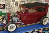 Classic Ford: Model A Tudor for Sale