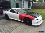 Mazda RX-7 Wrecking Parts FD3S Series 8 2000 6,7,8 FD Race Car Rally Drift for Sale