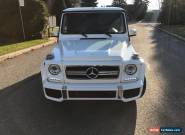 2008 Mercedes-Benz G-Class 08 G55 AMG G Wagon SUV G Class 55 for Sale