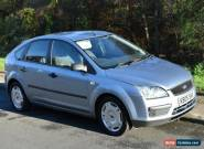 2005 FORD FOCUS LX BLUE 1.6 PETROL 5 DOOR for Sale