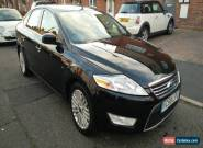 2008 Ford Mondeo 2.0 GHIA Diesel Black for Sale