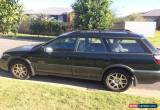 Classic 2002 Subaru Outback H6 Luxury 2GEN Auto AWD MY03 Station Wagon 3.0L for Sale