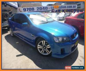 Classic 2009 Holden Commodore VE MY10 SV6 Automatic 6sp A Sedan for Sale