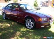 BMW E36 325i Sedan 1994 Automatic Fully Optioned for Sale