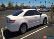 2010 Toyota Camry Altise Auto Sedan for Sale