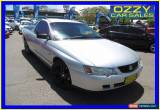 Classic 2003 Holden Commodore VY Executive Silver Automatic 4sp A Utility for Sale