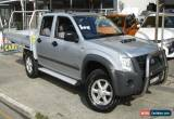 Classic 2007 Holden Rodeo RA MY08 LT 4X4 Silver Automatic 4sp A Crewcab for Sale
