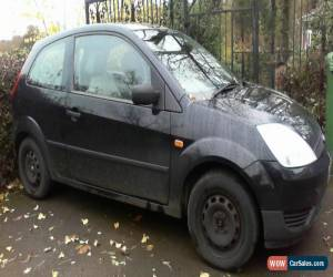 Classic Ford Fiests 1.25 Finesse 3 Door Black for Sale