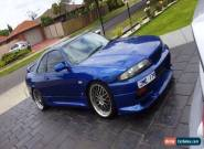Nissan Skyline r33 s2 manual turbo (fully worked) for Sale