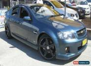 2008 Holden Commodore VE MY09 SS Grey Manual 6sp M Sedan for Sale