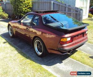 Porsche 944 turbo for sale australia