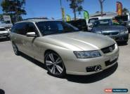2007 Holden Commodore VZ@VE SVZ Beige Automatic 4sp A Wagon for Sale