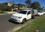 Toyota Workmate Ute 2008 for Sale