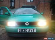 1998 Volkswagen Polo 1.4 L Auto 5dr for Sale