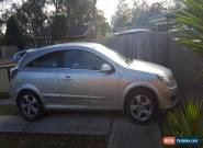 2006 holden astra cdx coupe  for Sale