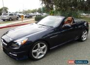 2015 Mercedes-Benz SLK-Class Base Convertible 2-Door for Sale