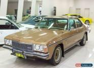 1979 Holden Premier HZ Gold Automatic 3sp A Sedan for Sale