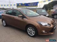 2013 Ford Focus 1.6 TDCi Titanium 5dr for Sale