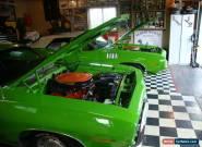 1970 Plymouth Barracuda 340 4 speed cuda for Sale