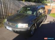 Honda CR-V 1998 - Good condition, Great on fuel with Reg till Jan 2017 for Sale