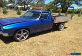 Classic Hz Holden one tonner  injected 5l HQ HX WB HJ torana eh xy for Sale