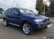 BMW X5 D Sport Edition DIESEL AUTOMATIC 2006/56 for Sale