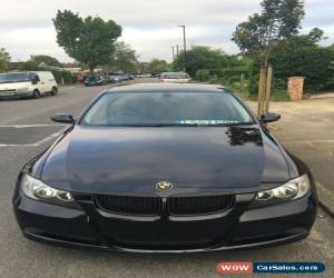 Classic 2007 BMW E90 320d es, 6 Speed Manual for Sale