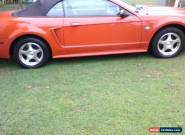 2004 Ford Mustang Convertible coupe for Sale