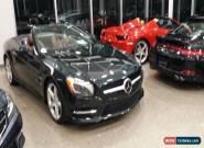 Mercedes-Benz : SL-Class SL550 for Sale