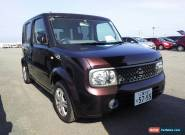 Nissan Cube 5 Seater 2008 Series 3 model + $100 Free Fuel for Sale