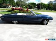 1965 Ford Thunderbird Base Convertible 2-Door for Sale